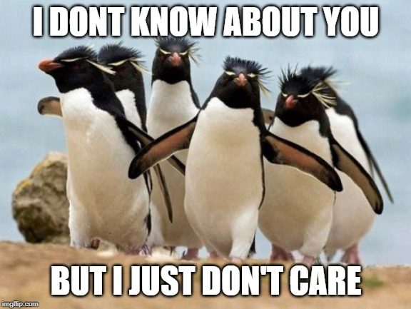 A Story About Penguins